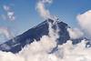 Mount Meru in winter