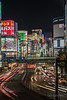 Shinjuku night scene