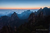 Sunrise at Huangshan