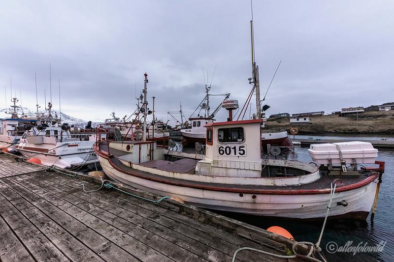 Herring boat
