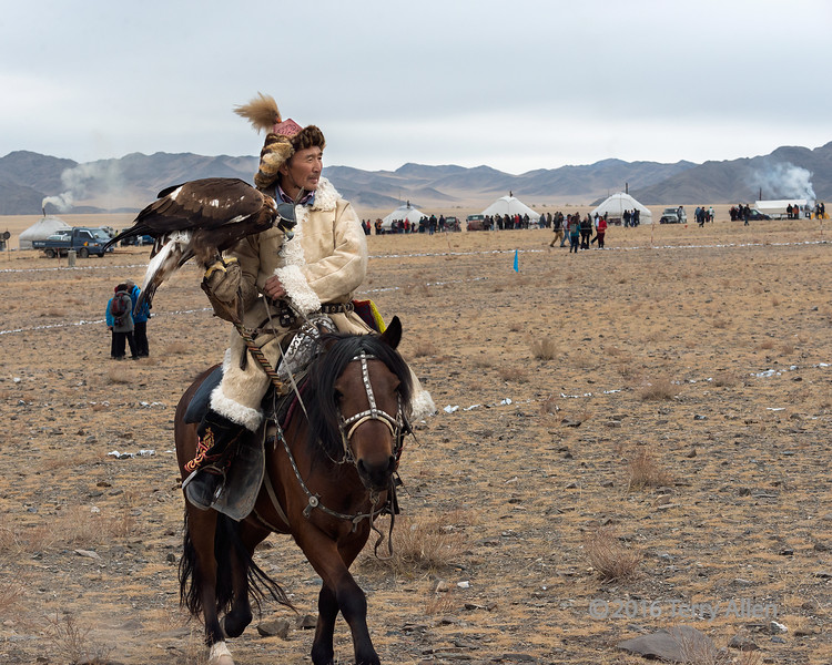 """The competition site at the Eagle Festival, Olgii, Western Mongolia<br /> <br /> Other shots taken just before the start of the Eagle Festival can be seen here: <a href=""""http://goo.gl/rTw1dI"""">http://goo.gl/rTw1dI</a><br /> <br /> 28/05/15  <a href=""""http://www.allenfotowild.com"""">http://www.allenfotowild.com</a>"""