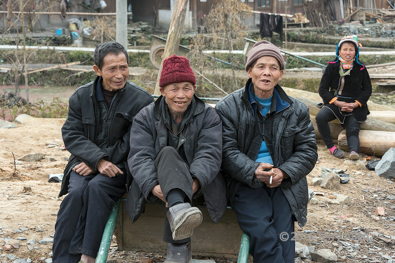 """Three ethnic Dong elders<br /> <br /> Huanggang Dong Village, Guizhou Province, China<br /> <br /> Sorry for only limited commenting, but I'm on the road and only have a few minutes to comment on my top favs for the days!  <br /> <br /> A few other photos from the village can be seen here: <a href=""""http://goo.gl/AgTCwV"""">http://goo.gl/AgTCwV</a><br /> <br /> 17/06/25  <a href=""""http://www.allenfotowild.com"""">http://www.allenfotowild.com</a>"""