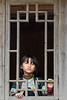 "The girl at the window<br /> <br /> Ethnic Miao girl at Basha Gun Village, Guizhou Province, China<br /> <br /> 19/05/15  <a href=""http://www.allenfotowild.com"">http://www.allenfotowild.com</a>"