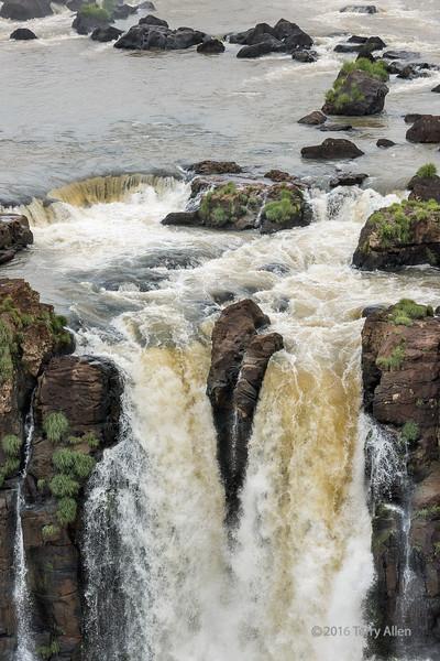 Foz do Iguacu detail