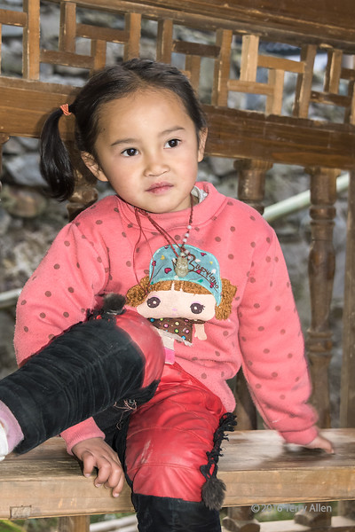 """Pretty in pink<br /> <br /> Young Dong girl, Zhaoxing Dong village, Guizhou Province, China<br /> <br /> Other  photos from the Dong village can be seen here: <a href=""""http://goo.gl/eRSQtp"""">http://goo.gl/eRSQtp</a><br /> <br /> 28/03/15  <a href=""""http://www.allenfotowild.com"""">http://www.allenfotowild.com</a>"""