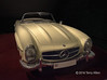 """Mercedes Benz Gullwing 300SL, 1954<br /> <br /> This beauty was owned by the former Shah of Iran, Mohammad Reza Palavi.  His former residence, Saadabad Palace in Tehran, has a car museum where some of his cars are conserved.<br /> <br /> Other cars from the museum can be seen here, plus some shots of Tehran city: <a href=""""http://goo.gl/fVEmLC"""">http://goo.gl/fVEmLC</a><br /> <br /> 23/03/15  <a href=""""http://www.allenfotowild.com"""">http://www.allenfotowild.com</a>"""