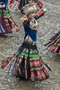 Ethnic Miao dancer