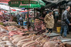 """Peace signs (best larger)<br /> <br /> This man was giving me a peace sign when I noticed that it was being mimicked by the chicken feet.  Rongjiang market, Guizhou Province, China<br /> <br /> Other market scene can be seen here: <a href=""""http://goo.gl/nkCo33"""">http://goo.gl/nkCo33</a><br /> <br /> 03/08/15 www.allenfotowild"""