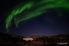 Aurora Borealis with big dipper