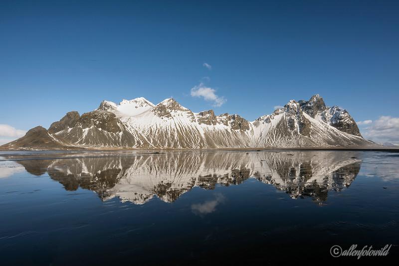 Reflected Vestrahorn