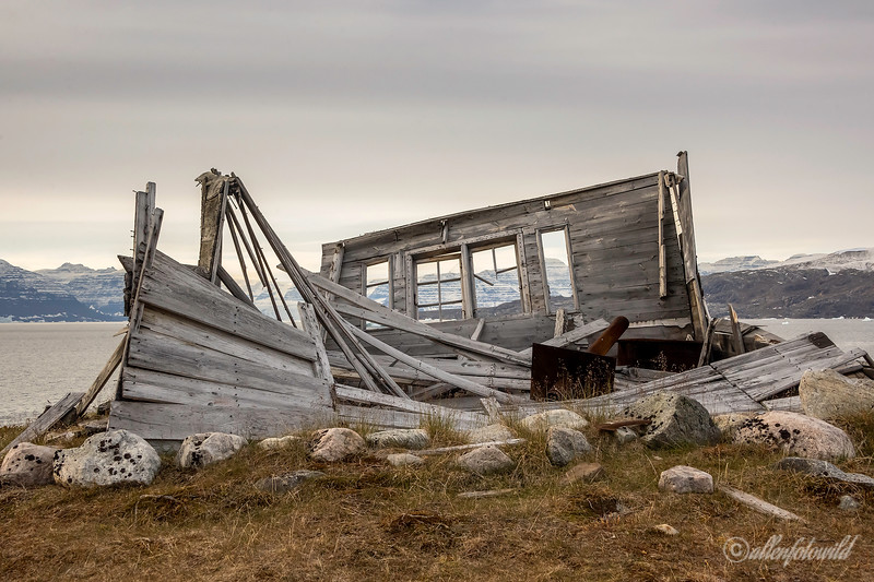 Fixer-upper with a view