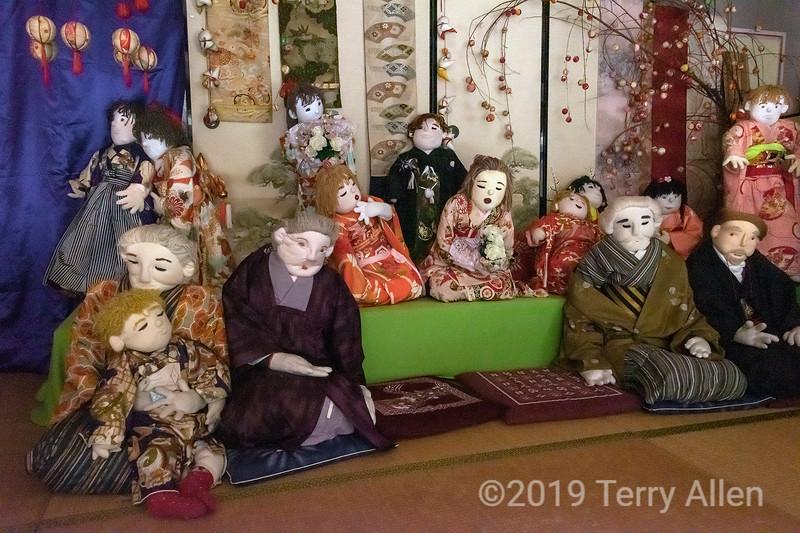 Festive kakashi