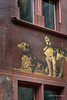"""Painting of harlequin great danes, inner courtyard, Basel Rathaus, Old Basel, Switzerland<br /> <br /> I didn't notice any artists signature, and I could find nothing on-line, not even another photo.<br /> <br /> Other photos of Basel's old town can be seen here: <a href=""""http://goo.gl/ZfDyzv"""">http://goo.gl/ZfDyzv</a><br /> <br /> 23/11/13  <a href=""""http://www.allenfotowild.com"""">http://www.allenfotowild.com</a>"""