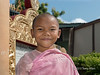 """Portrait of a young nun #2, Zeyar Theingi nunnery, Sagaing, Mandalay, Myanmar<br /> <br /> Some more photos taken around the Sagaing area can be seen here: <a href=""""http://goo.gl/357P12"""">http://goo.gl/357P12</a><br /> <br /> 19/11/13  <a href=""""http://www.allenfotowild.com"""">http://www.allenfotowild.com</a>"""