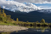 """Cariboo mountains and Mitchell River with fall colours, Cariboo-Chilcotin region, British Columbia<br /> <br /> Other photos of this beautiful remote area can be seen here: <a href=""""http://goo.gl/Lq3uSU"""">http://goo.gl/Lq3uSU</a><br /> <br /> 28/12/13  <a href=""""http://www.allenfotowild.com"""">http://www.allenfotowild.com</a>"""