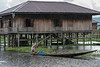 "Man paddling his dugout canoe in the pouring rain, Inle Lake, Myanmar (best full size)<br /> <br /> This shot, taken in heavy rain, turned out better than I expected.  At the large sizes you can seen the streaks of rain in the shadows, e.g., under the eaves of the house<br /> <br /> Thee are the last photos from my trip to Burma.  The remaining photos, including leg rowers in the evening light, the only Jewish synagogue in Burma, and another floating gardens shot, can be seen here; <a href=""http://goo.gl/J5vMvn"">http://goo.gl/J5vMvn</a><br /> <br /> The entire set of 4 galleries from Myanmar can be seen here: <a href=""http://goo.gl/fueIQp"">http://goo.gl/fueIQp</a><br /> <br /> 29/04/14  <a href=""http://www.allenfotowild.com"">http://www.allenfotowild.com</a>"
