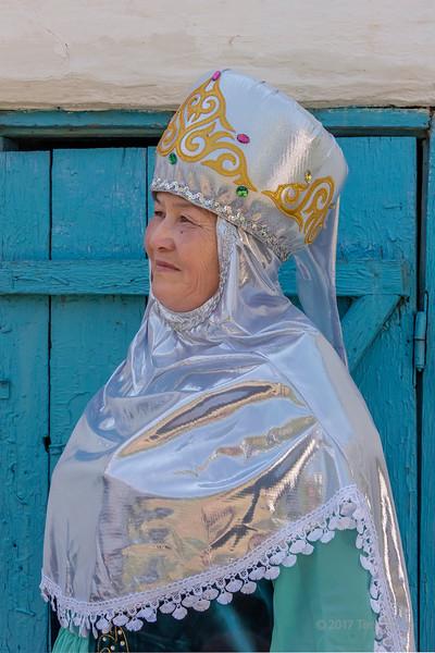 Village grandmother