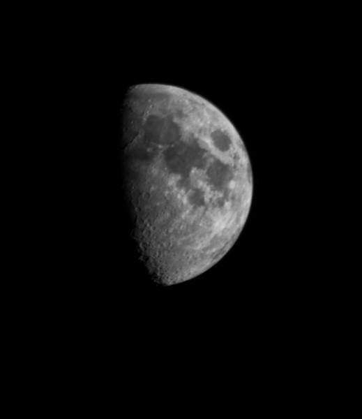 November 21 - Tonight's Moon