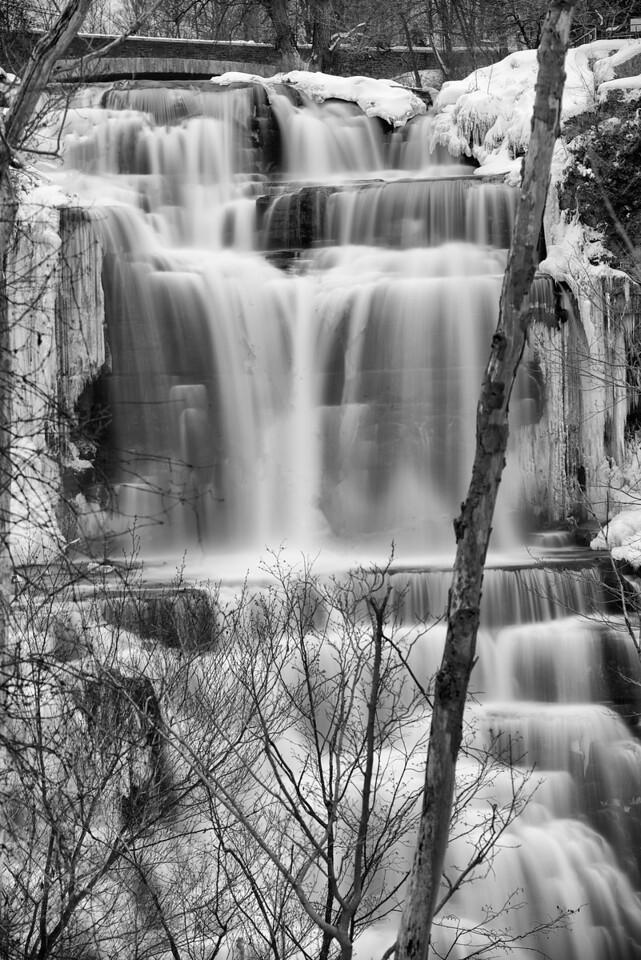 January 6 - Chittenango Falls