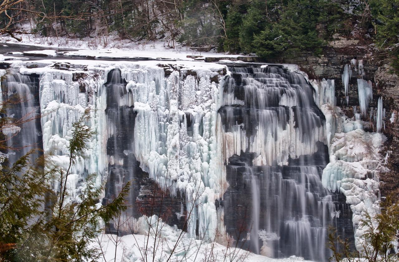 February 24 - Salmon River Falls in Oswego County