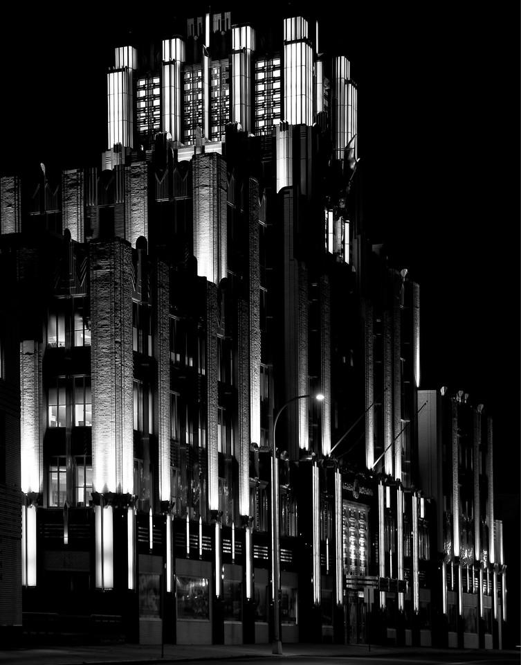 May 11 - Niagara Mohawk Building, Syracuse, NY
