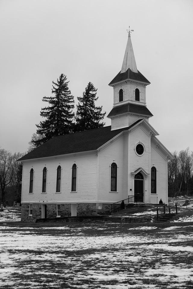 December 1 - Welsh Church, Nelson, NY