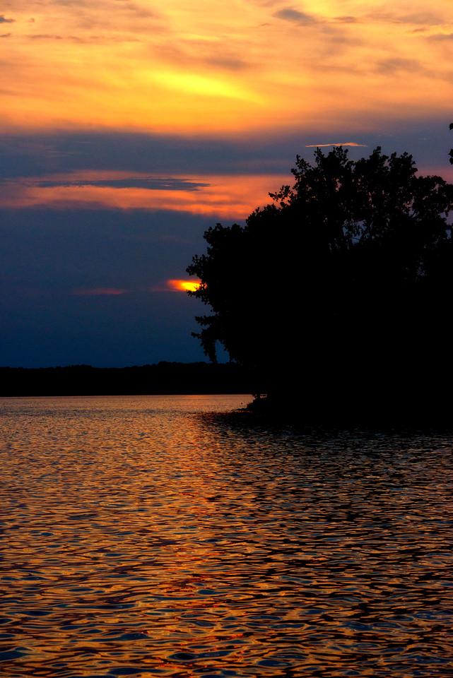 May 29 - Onondaga Lake in Liverpool, NY near Syracuse.