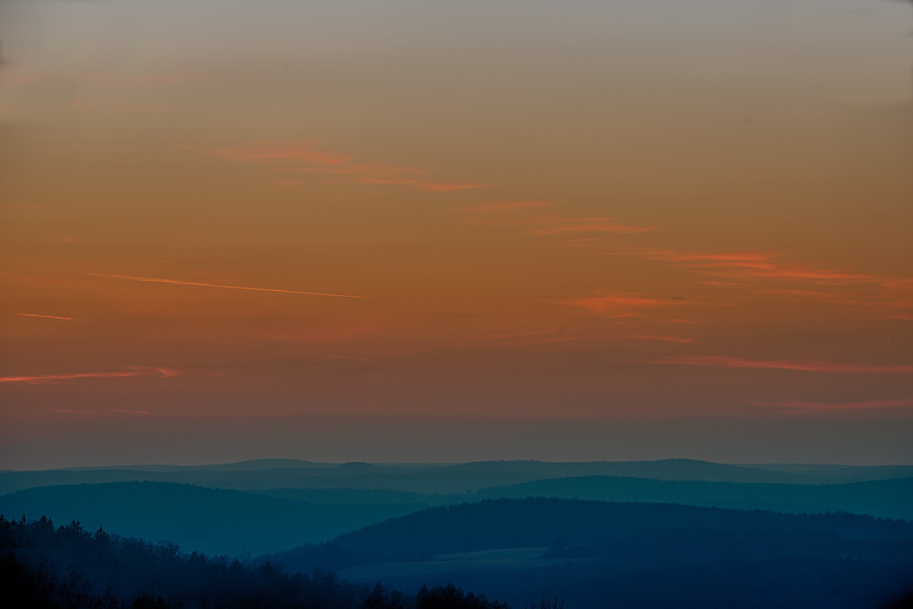 November 17 - Hills of Sherburne, NY