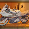 """SHELL MOTORCYCLE"" by Lee Stoetzel"