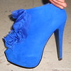 """BLUE SUEDE SHOES"""