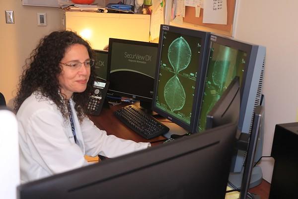 1 Dr. Lauren Deur radiologist