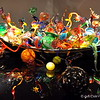 """IKEBANA DOUBLE ENDER AND ROWBOAT with NIIJIMA FLOATS"" by Dale Chihuly"