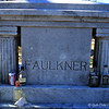 """WILLIAM FAULKNER'S GRAVESITE"""