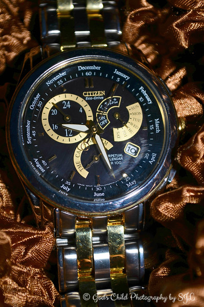 """CITIZEN CALIBRE 8700"" (Eco-Drive / Perpetual Calendar - Model: BL8004-53E )"