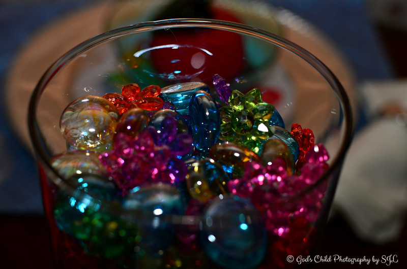 """GEM MIX"" Closeup"