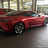 """The All-New """"2018 LEXUS LC 500"""""""