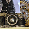 """VINTAGE CAMERA PURSE"" by Mary Frances"