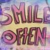 """""""SMILE OFTEN"""""""