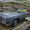 """""""PRESIDENT JOHN F. KENNEDY'S 1963 LINCOLN CONTINENTAL"""""""