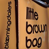 """MY LITTLE BROWN BAG"""
