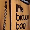 """MY LITTLE BROWN BAG"""
