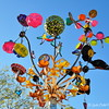 """""""SPIN GOLLY"""" by sculptors Staci Whitten, Gustavo Galvan, and Lottie Kate Minick"""