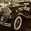 """""""1930 PACKARD 734 SPEEDSTER"""" (Sepia Tone)"""