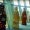 """COCA-COLA FOLK ART BOTTLES"" (The Metamorphosis)"