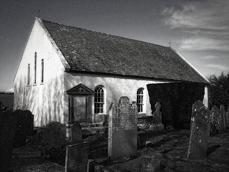 The little church at Saltwater Brig.<br /> Post date: 3rd March 2014
