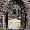 Old Church Doorway<br /> Grey Abbey<br /> County Down