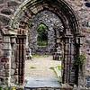 Old Church Doorway<br /> Grey Abbey<br /> County Down