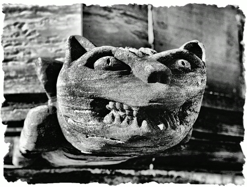 Gargoyle<br /> The Old Cross<br /> Newtownards<br /> County Down
