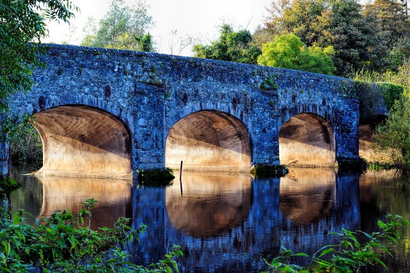 Quoile Bridge<br /> Downpatrick<br /> 10th October 2014