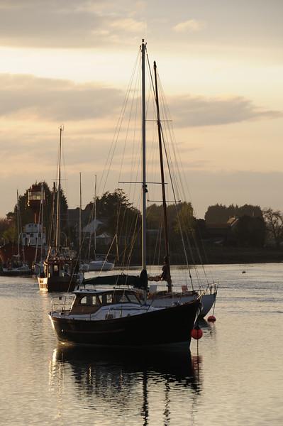 Boats<br /> Ballydorn Bay